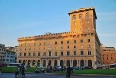 Ιστορικό κτήριο στη Ρώμη, Ιταλία Στοκ Εικόνα