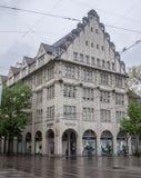 Ιστορικό κτήριο της Ζυρίχης Ελβετία Στοκ Εικόνες