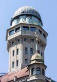 Ιστορικό κτήριο της Ζυρίχης Ελβετία Στοκ φωτογραφίες με δικαίωμα ελεύθερης χρήσης