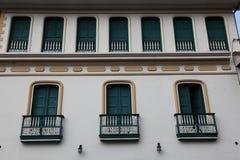 Ιστορικό κτήριο Στοκ εικόνες με δικαίωμα ελεύθερης χρήσης
