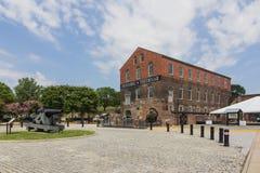 Ιστορικό κτήριο Tredegar, αμερικανικό μουσείο εμφύλιου πολέμου σε Richmon Στοκ εικόνες με δικαίωμα ελεύθερης χρήσης