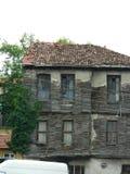 Ιστορικό μέγαρο της Τουρκίας Bolu Στοκ φωτογραφία με δικαίωμα ελεύθερης χρήσης