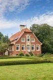 Ιστορικό μέγαρο Haus Ruschhaus Munster Στοκ Εικόνες