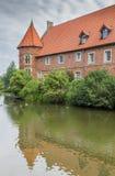 Ιστορικό μέγαρο Haus Vogeding Munster Στοκ εικόνες με δικαίωμα ελεύθερης χρήσης