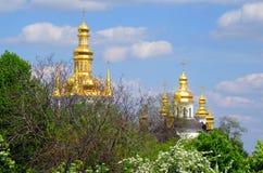 ιστορικό μέρος πόλεων Πόλη ΟΥΚΡΑΝΙΑ 2018 Kyiv Στοκ Εικόνες
