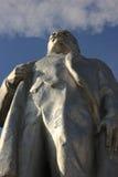 Ιστορικό μνημείο μετάλλων Λένιν Στοκ εικόνες με δικαίωμα ελεύθερης χρήσης