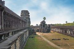 Ιστορικό μνημείο στην Καμπότζη Στοκ Φωτογραφίες