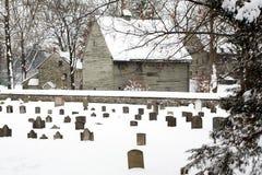 Ιστορικό μοναστήρι Ephrata Στοκ εικόνες με δικαίωμα ελεύθερης χρήσης