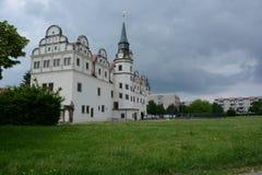Ιστορικό μουσείο σε Dessau Στοκ φωτογραφία με δικαίωμα ελεύθερης χρήσης