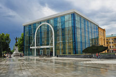 Ιστορικό μουσείο σε Kharkov, Ουκρανία Στοκ φωτογραφίες με δικαίωμα ελεύθερης χρήσης