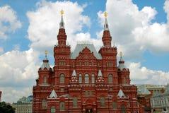 ιστορικό μουσείο της Μόσχας στοκ εικόνα