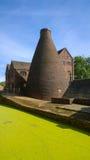 Ιστορικό μουσείο Coalport Κίνα στο Shropshire, Αγγλία στοκ φωτογραφίες