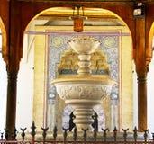 ιστορικό μουσουλμανικό τέμενος husrev gazi Στοκ φωτογραφία με δικαίωμα ελεύθερης χρήσης