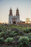 Ιστορικό ορόσημο εκκλησιών του San Luis στοκ εικόνα