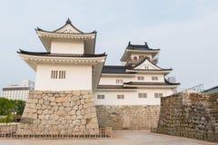 Ιστορικό ορόσημο κάστρων του Toyama στο Toyama Ιαπωνία Στοκ Εικόνες