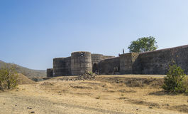 Ιστορικό οχυρό εποχής Mughal Στοκ φωτογραφία με δικαίωμα ελεύθερης χρήσης