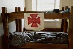 Ιστορικό οχυρό Wayne Ντιτρόιτ MI Στοκ φωτογραφία με δικαίωμα ελεύθερης χρήσης