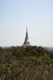 ΙΣΤΟΡΙΚΌ ΠΆΡΚΟ NA KHON KHI RI PHRA (Khao WANG), Amphoe Muang στοκ φωτογραφίες με δικαίωμα ελεύθερης χρήσης