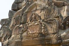 Ιστορικό πάρκο Phanomrung, Burirum, Ταϊλάνδη Στοκ εικόνα με δικαίωμα ελεύθερης χρήσης