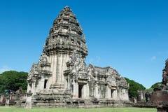 Ιστορικό πάρκο Phimai στοκ φωτογραφίες με δικαίωμα ελεύθερης χρήσης