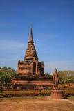 Ιστορικό πάρκο Sukhothai, της Ταϊλάνδης Στοκ Φωτογραφίες