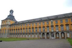 Ιστορικό πανεπιστήμιο της Βόννης στη Γερμανία Στοκ φωτογραφία με δικαίωμα ελεύθερης χρήσης