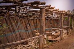 Ιστορικό παλαιό Νέο Μεξικό Mesilla στοκ φωτογραφία με δικαίωμα ελεύθερης χρήσης