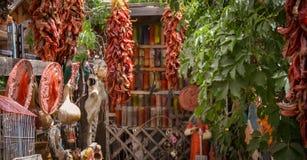 Ιστορικό παλαιό Νέο Μεξικό Mesilla στοκ εικόνες
