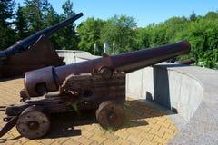 Ιστορικό πυροβόλο όπλων στοκ εικόνα με δικαίωμα ελεύθερης χρήσης