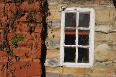 ιστορικό σπίτι Οκλαχόμα στοκ εικόνα με δικαίωμα ελεύθερης χρήσης