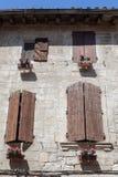 Ιστορικό σπίτι της Γαλλίας Arles Στοκ φωτογραφία με δικαίωμα ελεύθερης χρήσης