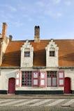 ιστορικό σπίτι του Βελγί&omi στοκ εικόνες με δικαίωμα ελεύθερης χρήσης