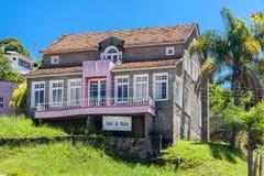 Ιστορικό σπίτι του Antonio Prado Στοκ Εικόνες