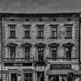 ιστορικό σπίτι Στοκ Φωτογραφίες
