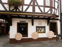 Ιστορικό σπίτι Bernkastel Kues στη Γερμανία Στοκ Φωτογραφία