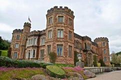 Ιστορικό σπίτι Edgcumbe - Πλύμουθ, Αγγλία στοκ εικόνες