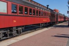 Ιστορικό τραίνο στοκ εικόνες με δικαίωμα ελεύθερης χρήσης