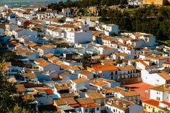 Ιστορικό χωριό Antequera στην Ανδαλουσία Στοκ Εικόνες