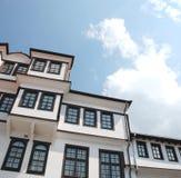 Ιστορικό arhitekture στη Μακεδονία Στοκ Εικόνα