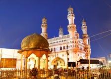 Ιστορικό Charminar στο Hyderabad Στοκ εικόνες με δικαίωμα ελεύθερης χρήσης