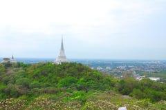 ιστορικό pecha Ταϊλάνδη πάρκων khao buri Στοκ Φωτογραφίες