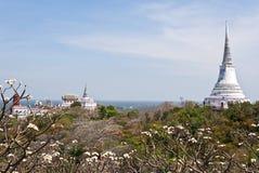 ιστορικό phra πάρκων khiri nakhon phe Στοκ Φωτογραφίες
