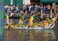 ιστορικό regatta Βενετία Στοκ Φωτογραφίες