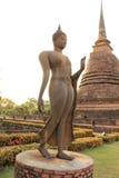 ιστορικό sukhothai πάρκων Στοκ εικόνες με δικαίωμα ελεύθερης χρήσης