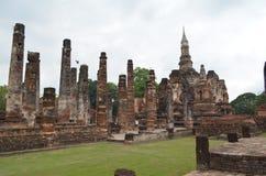 ιστορικό sukhothai Ταϊλάνδη πάρκων Στοκ Εικόνα