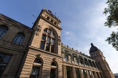 Ιστορικό townhall Wuppertal Γερμανία Στοκ Εικόνα