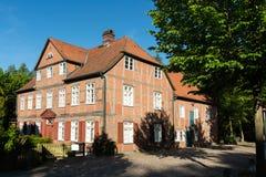 Ιστορικό watermill Στοκ εικόνα με δικαίωμα ελεύθερης χρήσης