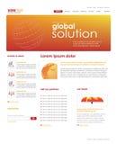 ιστοχώρος επιχειρησια&kapp Ελεύθερη απεικόνιση δικαιώματος