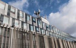 Ιστός κινητής επικοινωνίας Στοκ φωτογραφίες με δικαίωμα ελεύθερης χρήσης