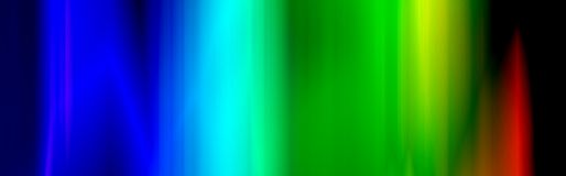 Ιστός ουράνιων τόξων επικε απεικόνιση αποθεμάτων